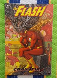 The Flash: Crossfire (TPB)