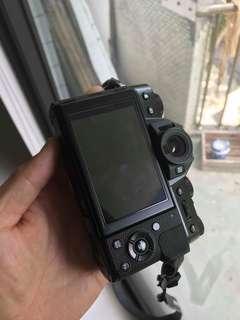 🚚 X-T10 black
