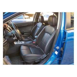2013年 FORTIS IO 藍色頂配 二手車中古車