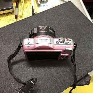 🚚 「降價出清」Panasonic DMC-GF3 粉紅色