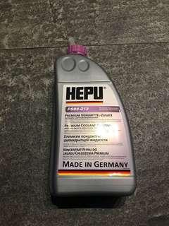 HEPU Audi / VW coolant (1.5litre)