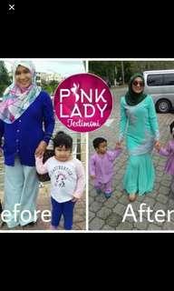 Authentic pinklady