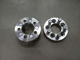 Wheel spacer 25mm