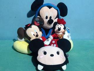 Mickey Mouse set Big Stuff toys Bundle / Take all