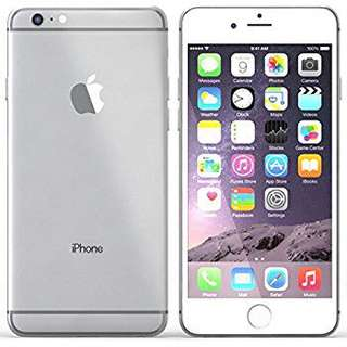 iPhone 6 128GB Silver (Perfect condition)
