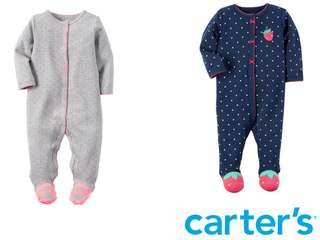 Carters Baby Overalls / Playsuit