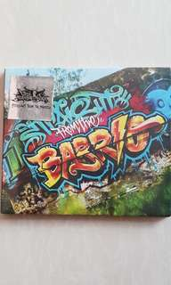 Brand new sealed CD Upon A Burning Body - Straight from the Barrio