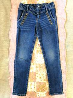 Poney Girls Premium Denim Jeans (120cm)