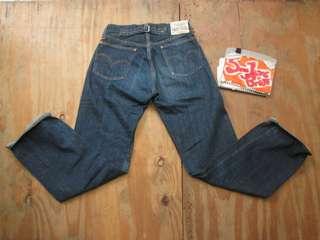 Levis vintage clothing selvedge