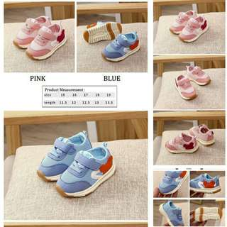 BBAD18249 Cute Sporty Baby Shoes