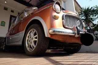 Fiat 1100 tahun 57. Kokektor