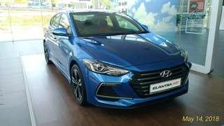 New Hyundai Elantra 2.0