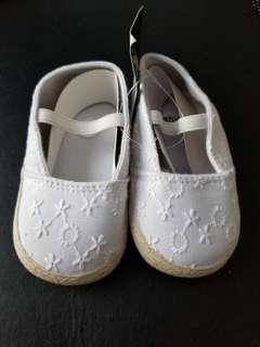 Ralph Lauren baby shoes 6-12M