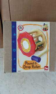 Baby Toys - Pound n Drop Roller