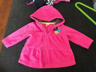 Winter jacket for 6m to 18m