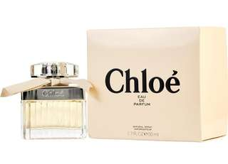 **RESERVE**🌞UP FOR AUCTION▶️MY FOLLOWERS ONLY!🌞🚫Non Followers cannot join in bid🚫🌈AUTHENTIC BRAND NEW🌈🐰75ml EDP Chloe Perfume💋No pet No smoker Clean hse💋