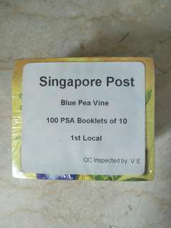 Singapore Mailing Stamp (1000pcs)
