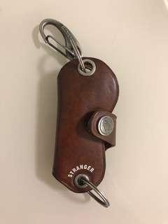 真皮鎖匙扣