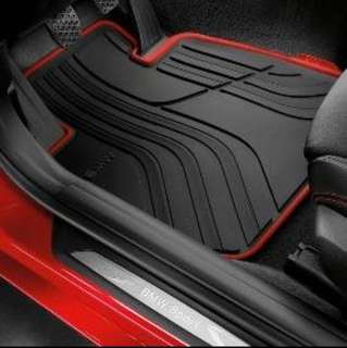 Bmw Rubber Mat for 3 Series