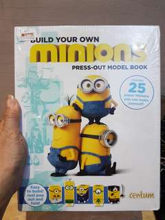 Minion built your own