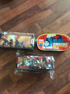 BN AVENGERS / Thomas pencil case