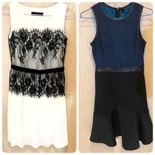 Dress bought from ZALORA