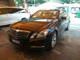 Mercedes E250 (A) Avantgarde high spec