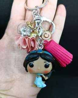 Customisable Disney Bagcharm/ Keychains