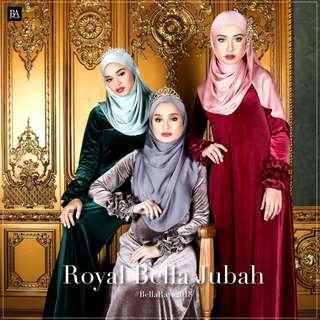 [PO] Royal Bella Jubah