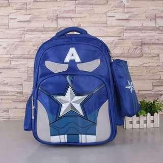 SCHOOL BAG PACK FOR BOYS