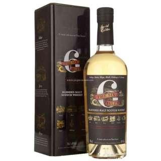 The Six Isles Blended Scotch Whisky 六島嶼調和威士忌