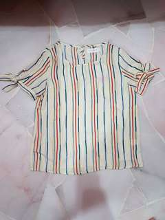 Lovely stripes top