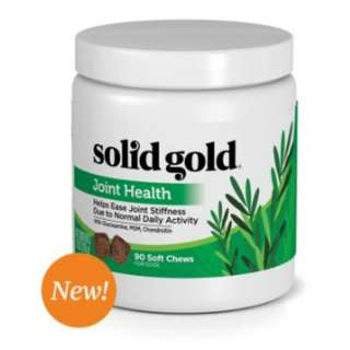 Solid Gold Joint Health Chews for Dogs