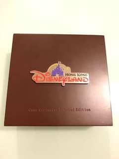 迪士尼限量開幕襟章(收藏版)