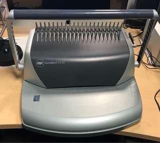 GBC CombBind C110
