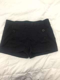 Talula Shorts (Black)