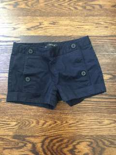 Talula Navy-Blue Shorts