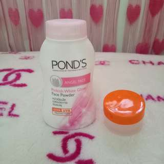 Share in Jar Pond's Magic Powder Pink