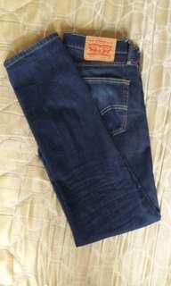 Levi's Jeans 511 (Slim Fit)