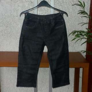 UNIQLO KIDS, Stretch Jeans For Boys Straight Cut Size L