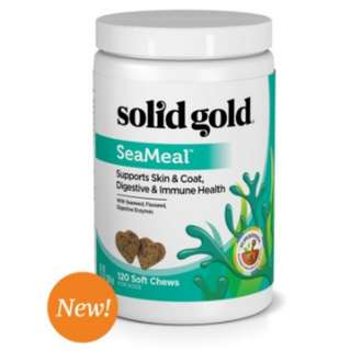 Solid Gold SeaMeal Chews