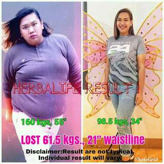 Weight Loss— Herbalife