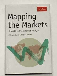 Mqpping the Markets - Deborah Owen & Robin Griffiths