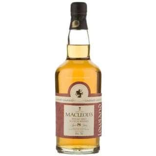 Macleod's 8 Years Highland Single Malt Scotch Whisky 麥克萊德8年高地單一麥芽威士忌