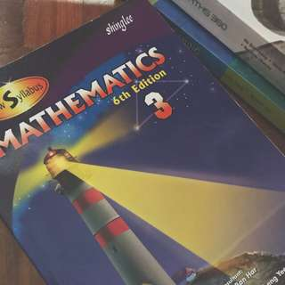 Textbooks for Secondary school