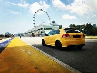 Audi S3 2.0 Manual TFSI quattro