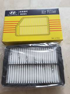 (in stock) Hyundai Elantra 2016-2018 Engine Air Filter Brand new with box.