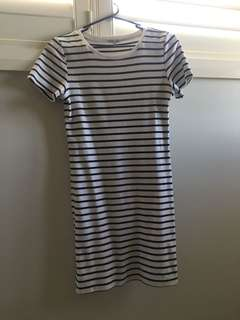 T-shirt dress bodycon