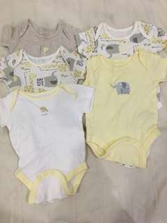 Mothercare Rompers 3 months