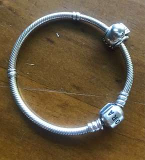 Kids Pandora Bracelet with Bird Charm